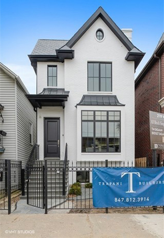Single Family Home for Sale at 2016 West Melrose Street 2016 West Melrose Street Chicago, Illinois,60618 United States