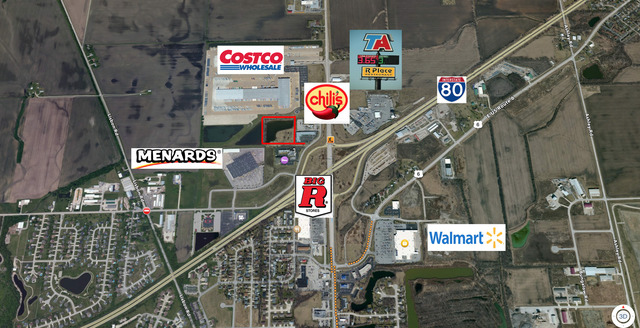 Property for sale at 0 Gore Road, Morris,  IL 60450
