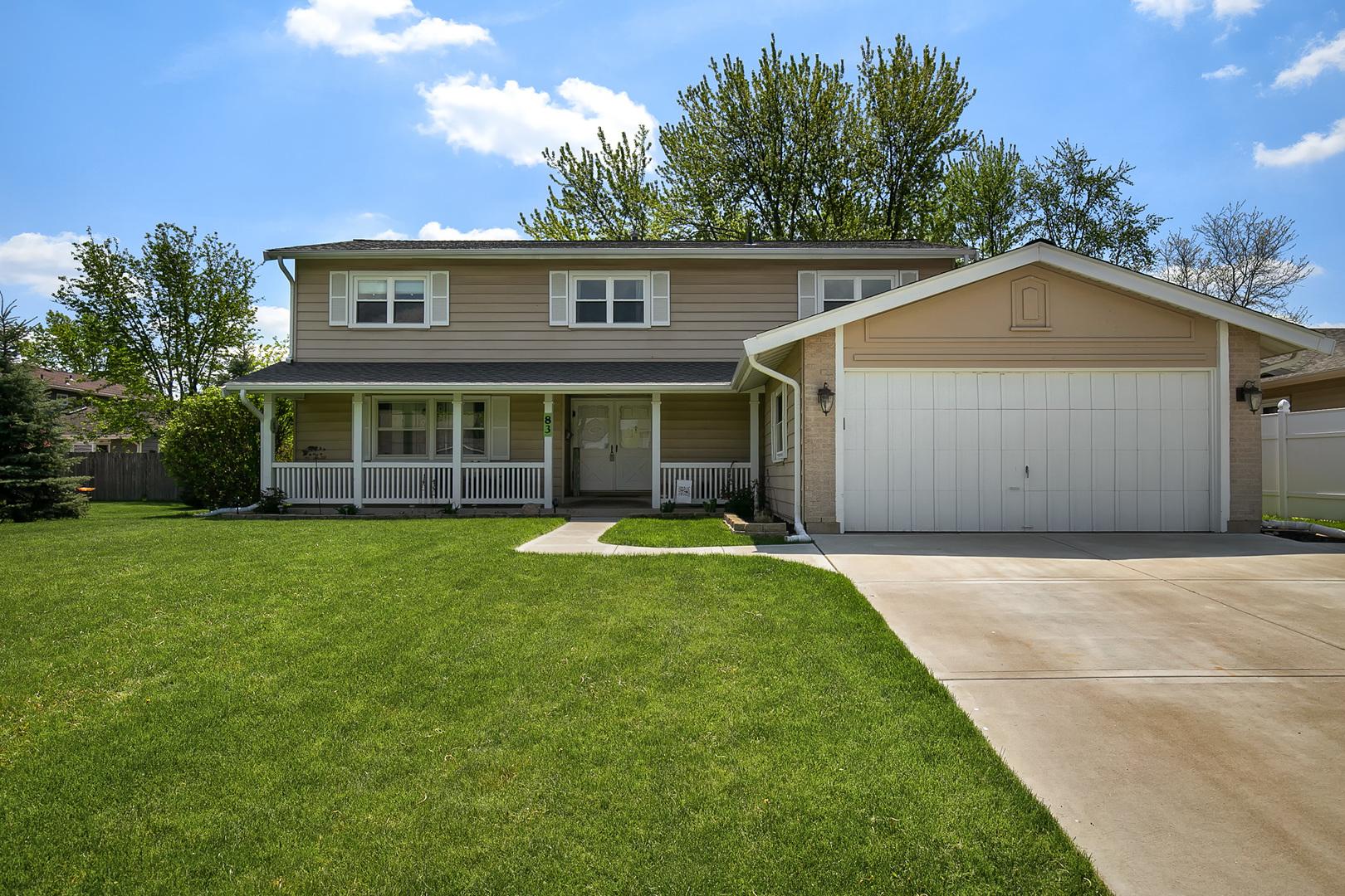 83 West Brantwood, ELK GROVE VILLAGE, Illinois, 60007