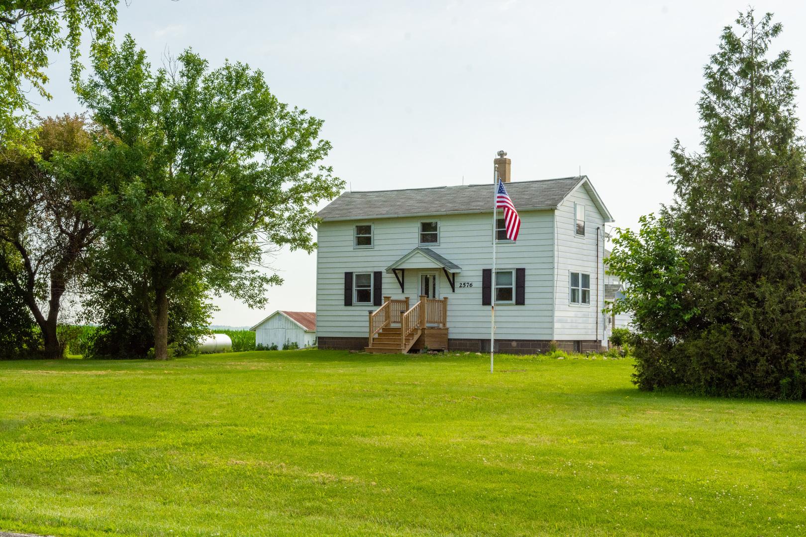 2576 County Road 1900 East, Thomasboro, Illinois, 61878
