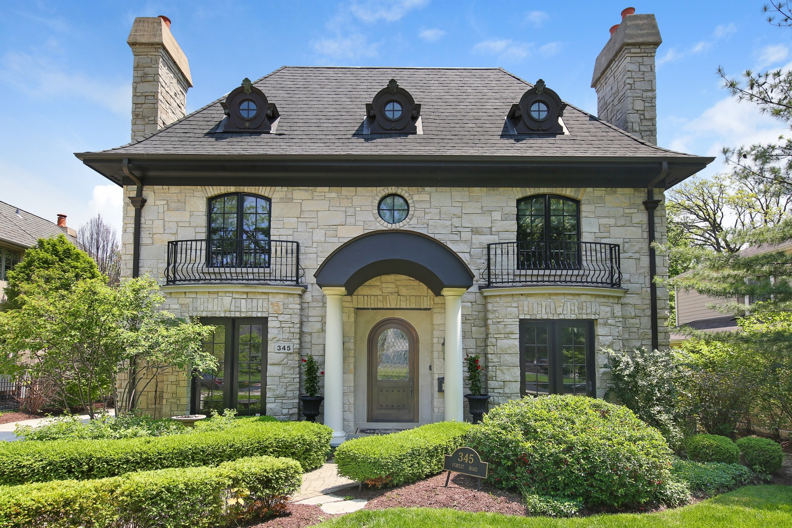 345 Forest Road, Hinsdale, Illinois 60521