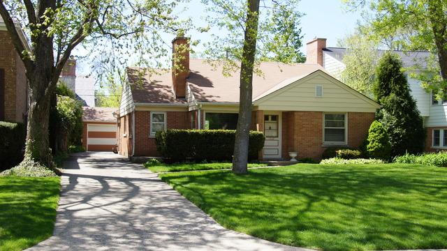 1229 MIDDLEBURY Lane, Wilmette, IL 60091