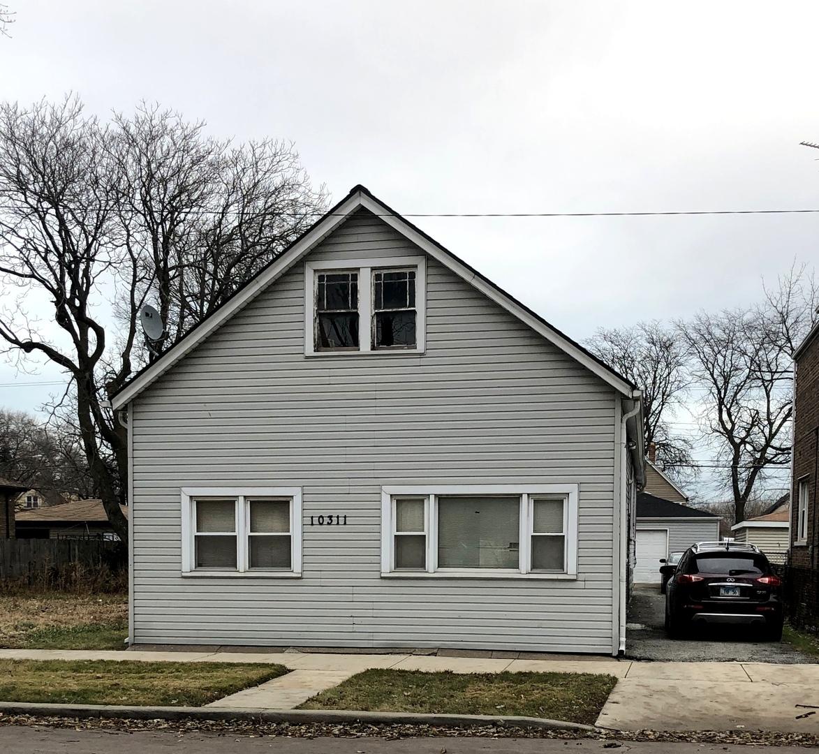 10311 S Calhoun Exterior Photo