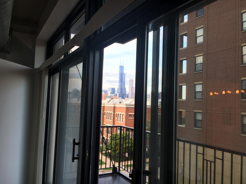 1525 South Sangamon 317-P, Chicago, Illinois, 60608