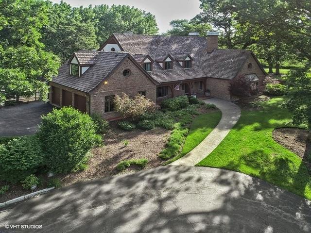 63 Brinker Road, Barrington Hills, Illinois 60010