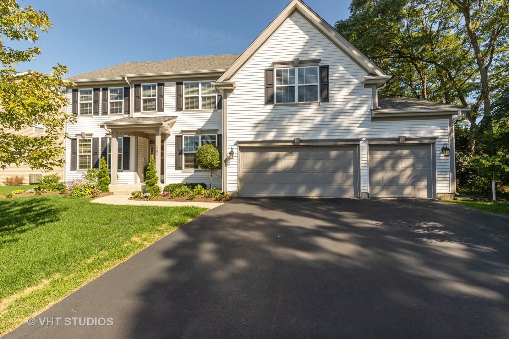 691 Blazing Star Drive, Lake Villa, Illinois 60046
