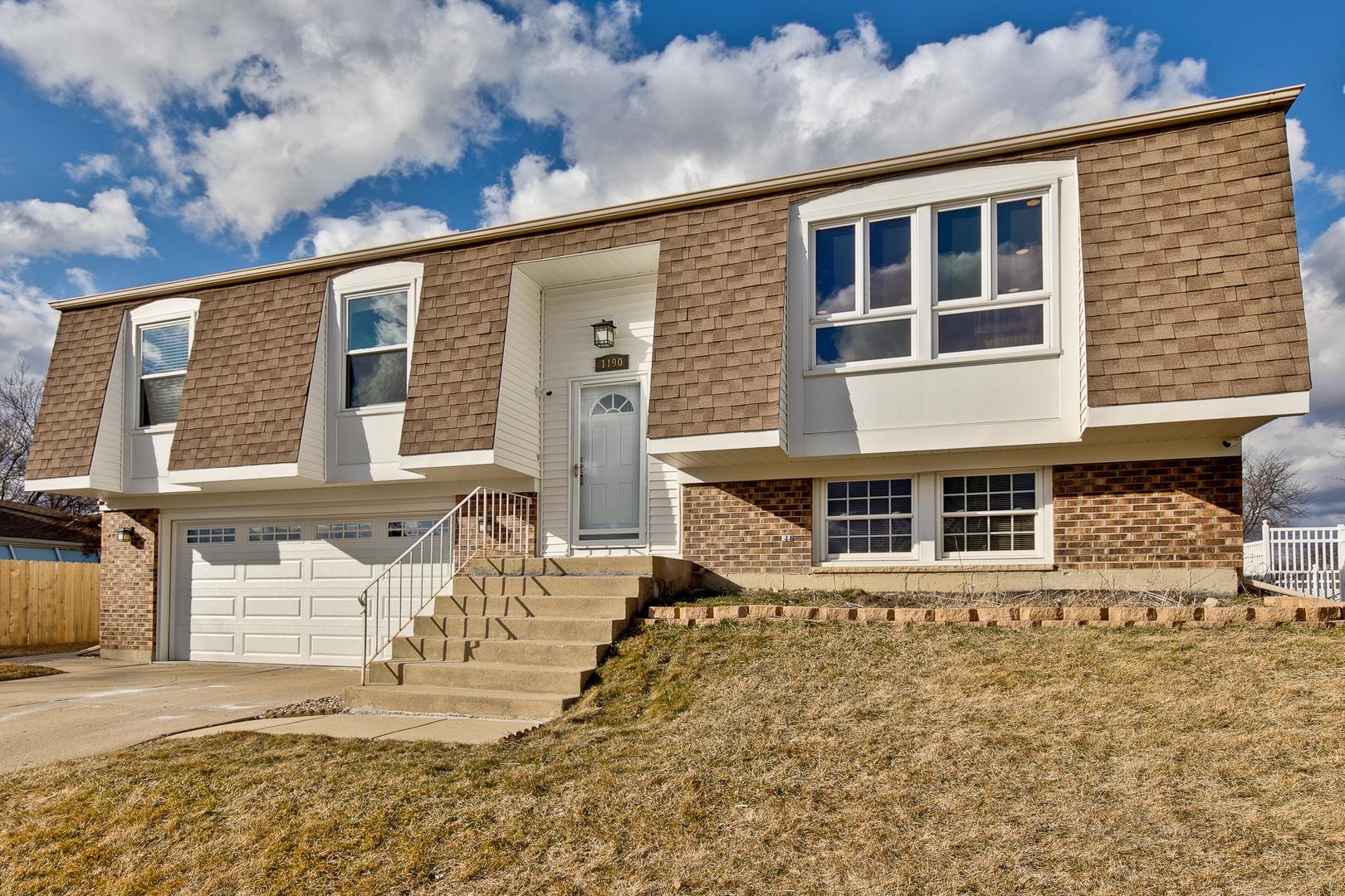 1190 Westbury Drive, Hoffman Estates, Illinois 60192