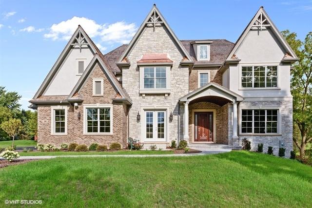 36 Abbey Woods Drive, Barrington Hills, Illinois 60010
