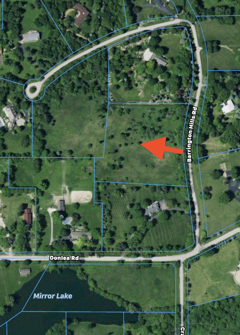 Lot 13 Barrington Hills Road, Barrington Hills, IL 60010