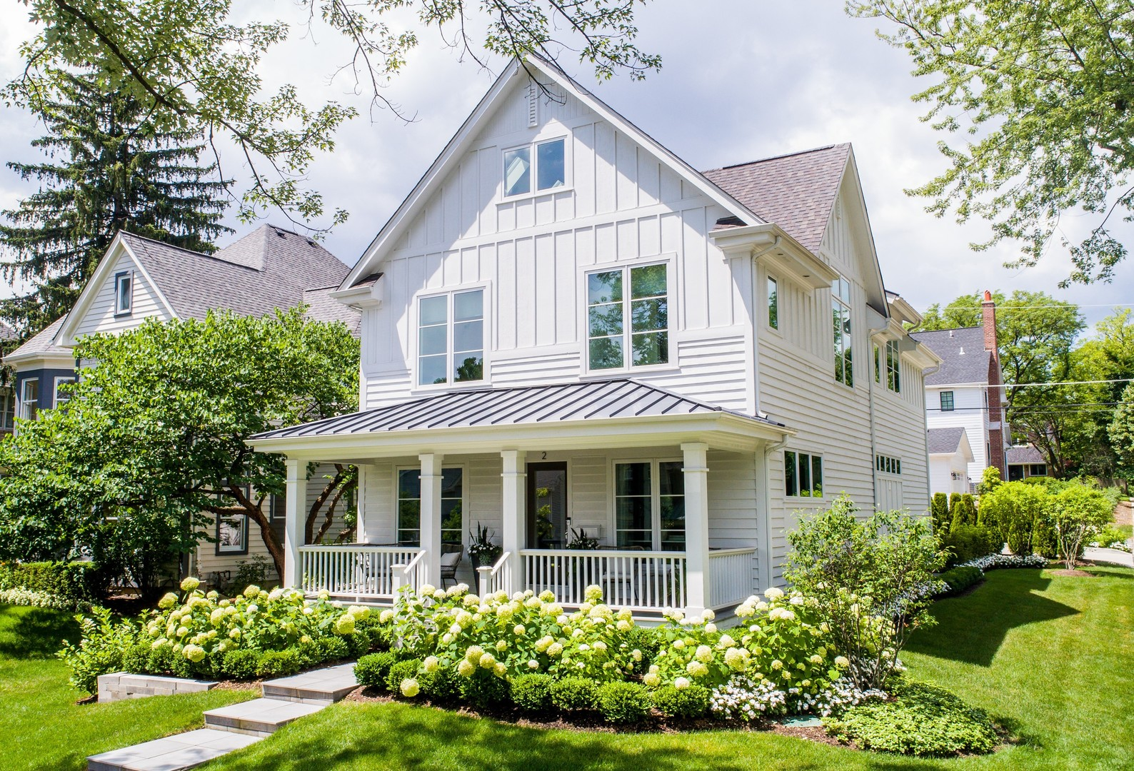 2 South Quincy Street, Hinsdale, Illinois 60521