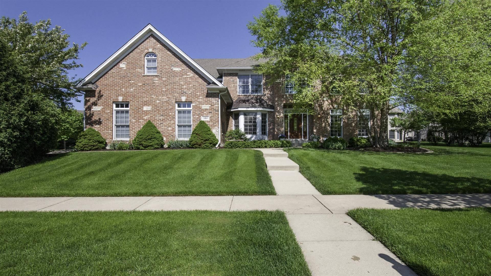 584 West Thornwood,  SOUTH ELGIN, Illinois