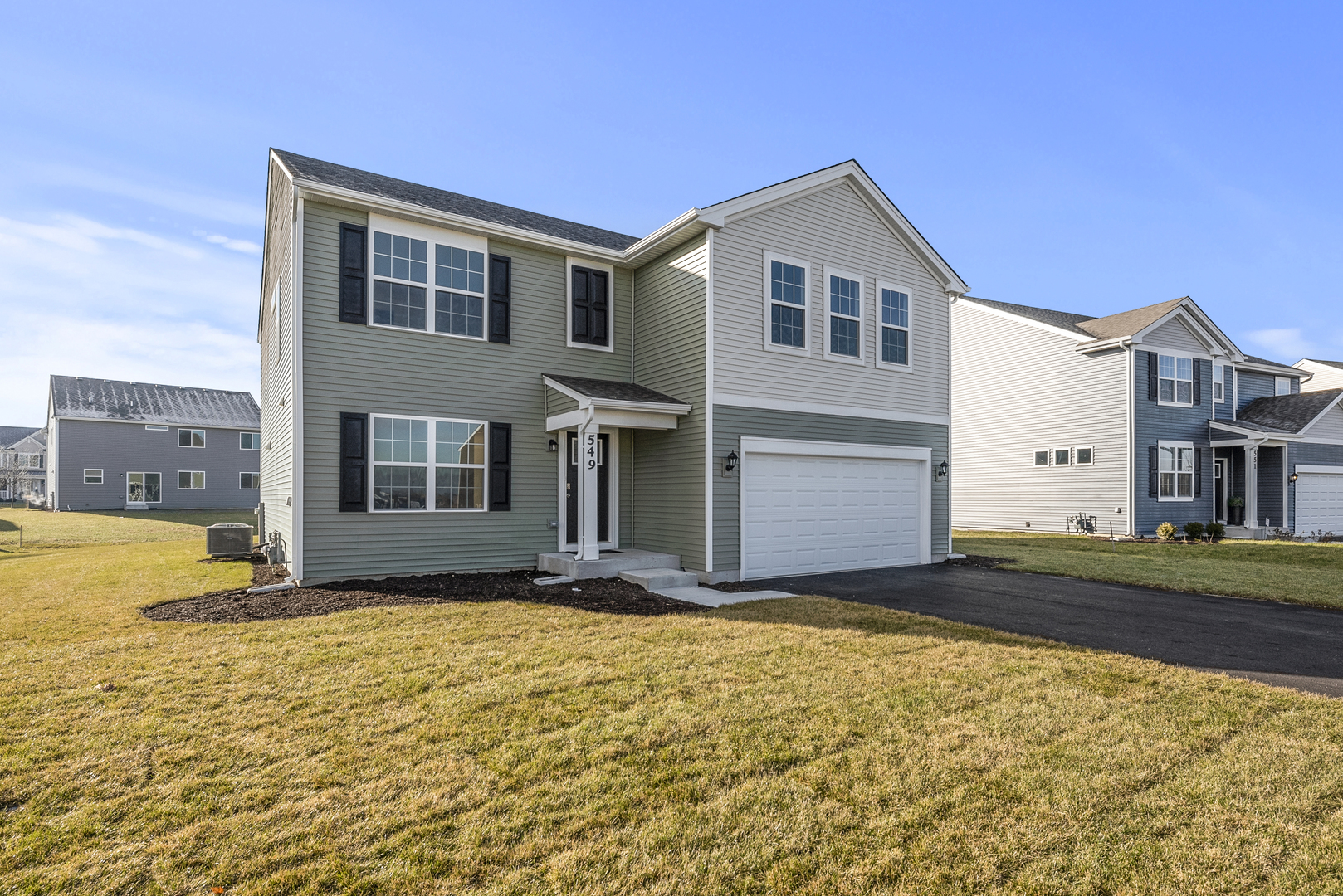 549 Colchester, Oswego, Illinois, 60543