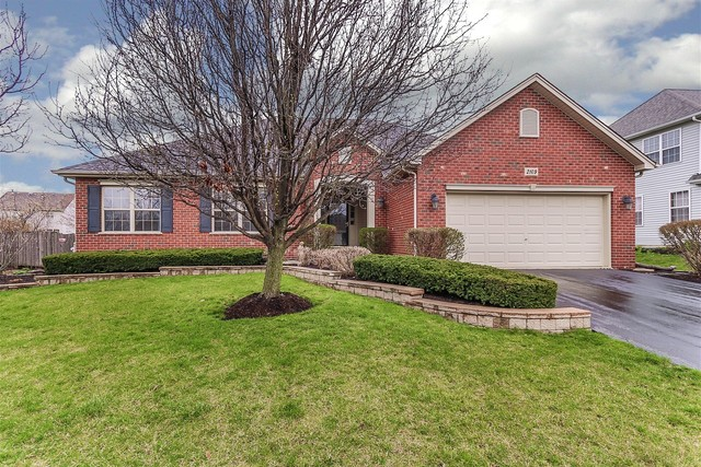 Aurora Homes For Sale >> Homes For Sale In The Deerbrook Subdivision Aurora Illinois Real Estate