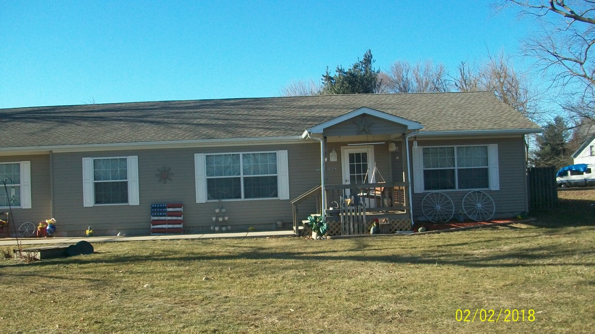 1759 North 3190 East, Sheldon, Illinois, 60966