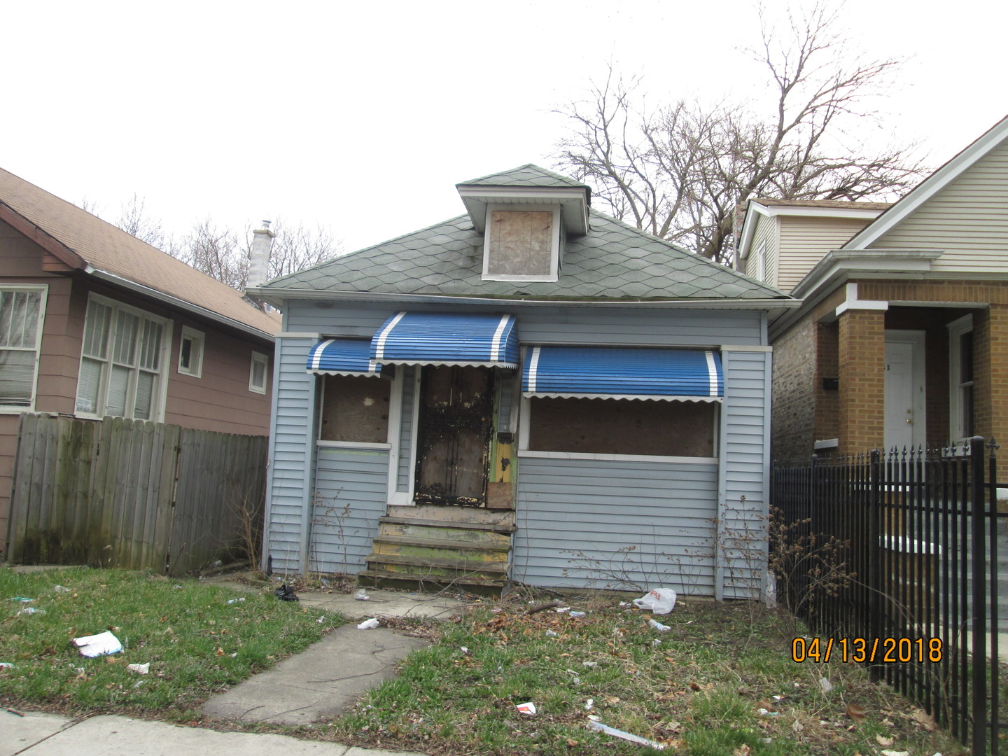 8529 South ABERDEEN, CHICAGO, Illinois, 60620