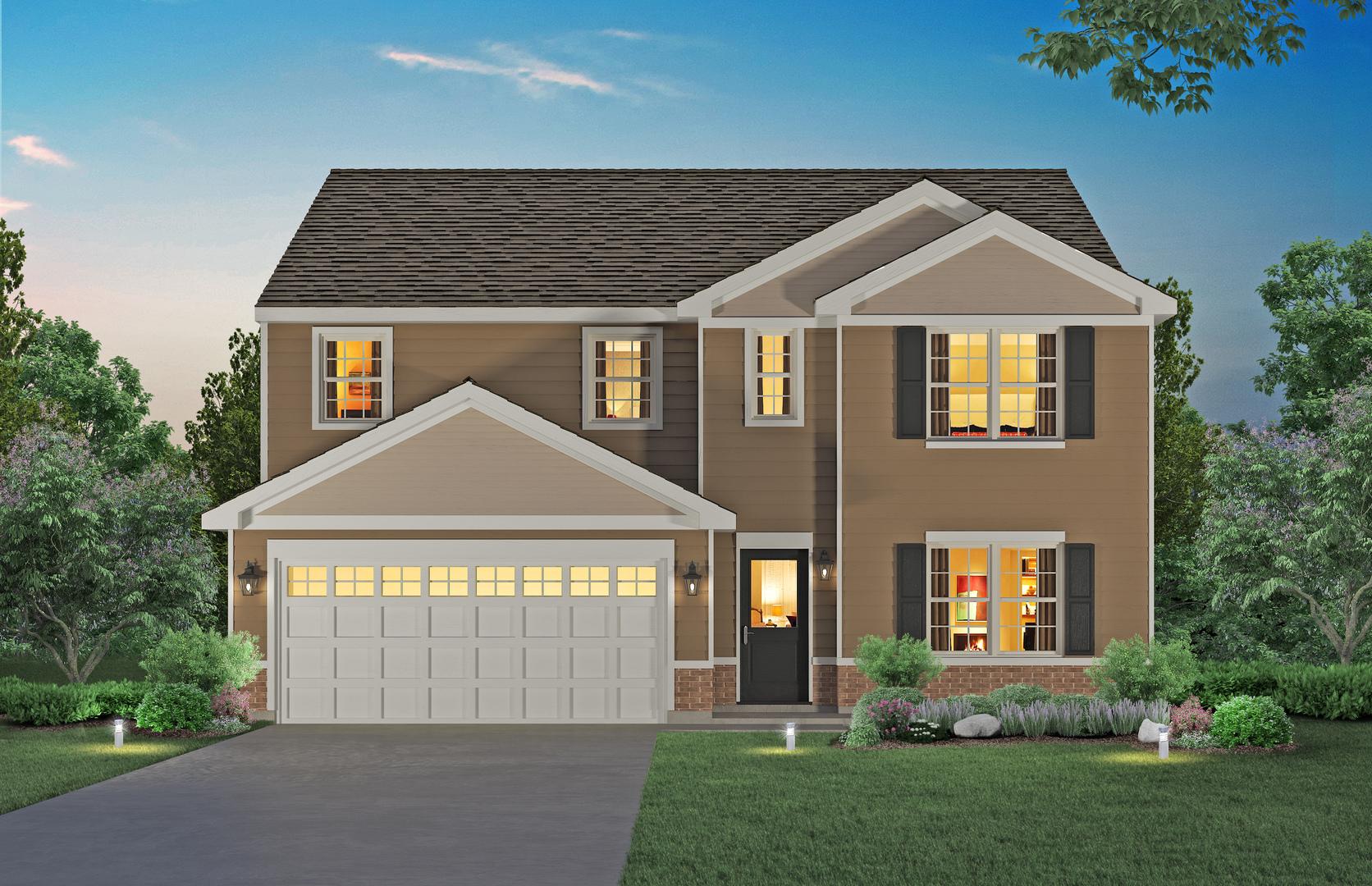 34190 North Jenna Lane, Gurnee, Illinois 60031