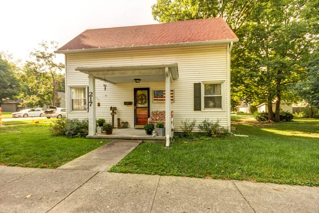 217 East Marion, Monticello, Illinois, 61856
