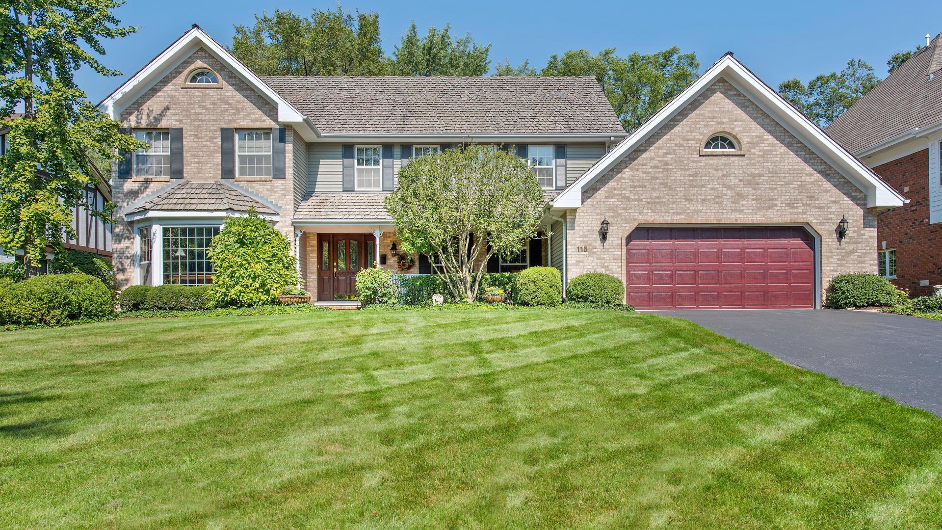 115 Eastern Avenue, Clarendon Hills, Illinois 60514