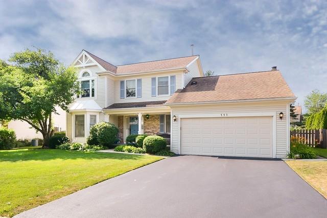 111 Copperwood Drive, Buffalo Grove, Illinois 60089