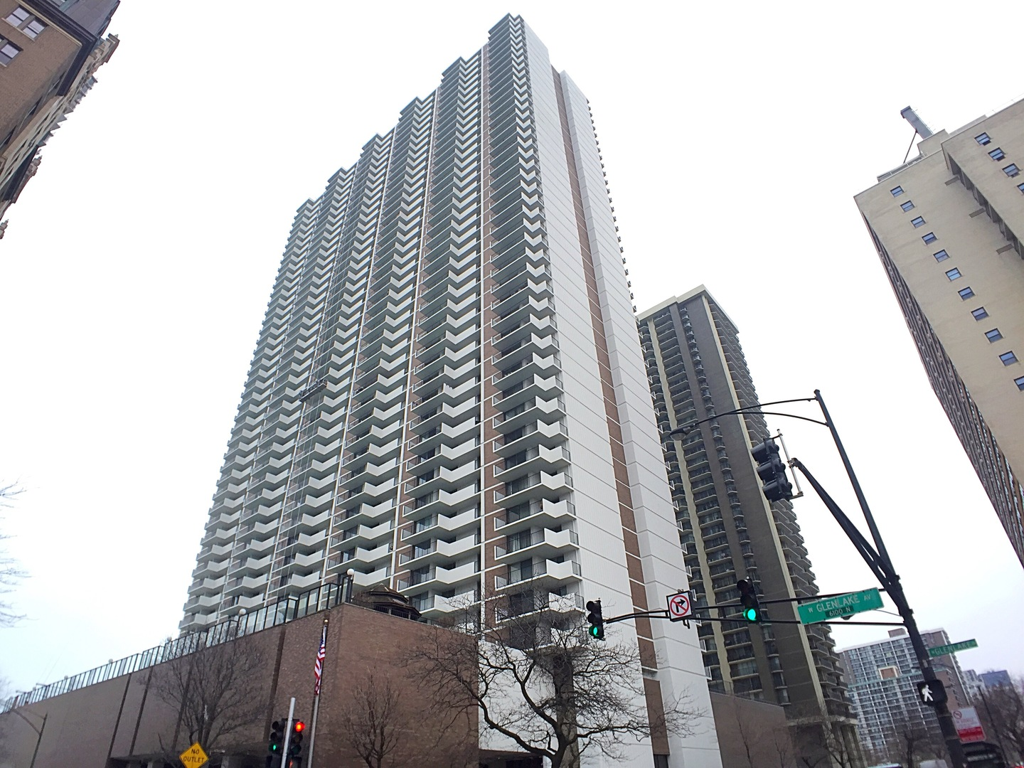 6033 North Sheridan 28D, CHICAGO, Illinois, 60660
