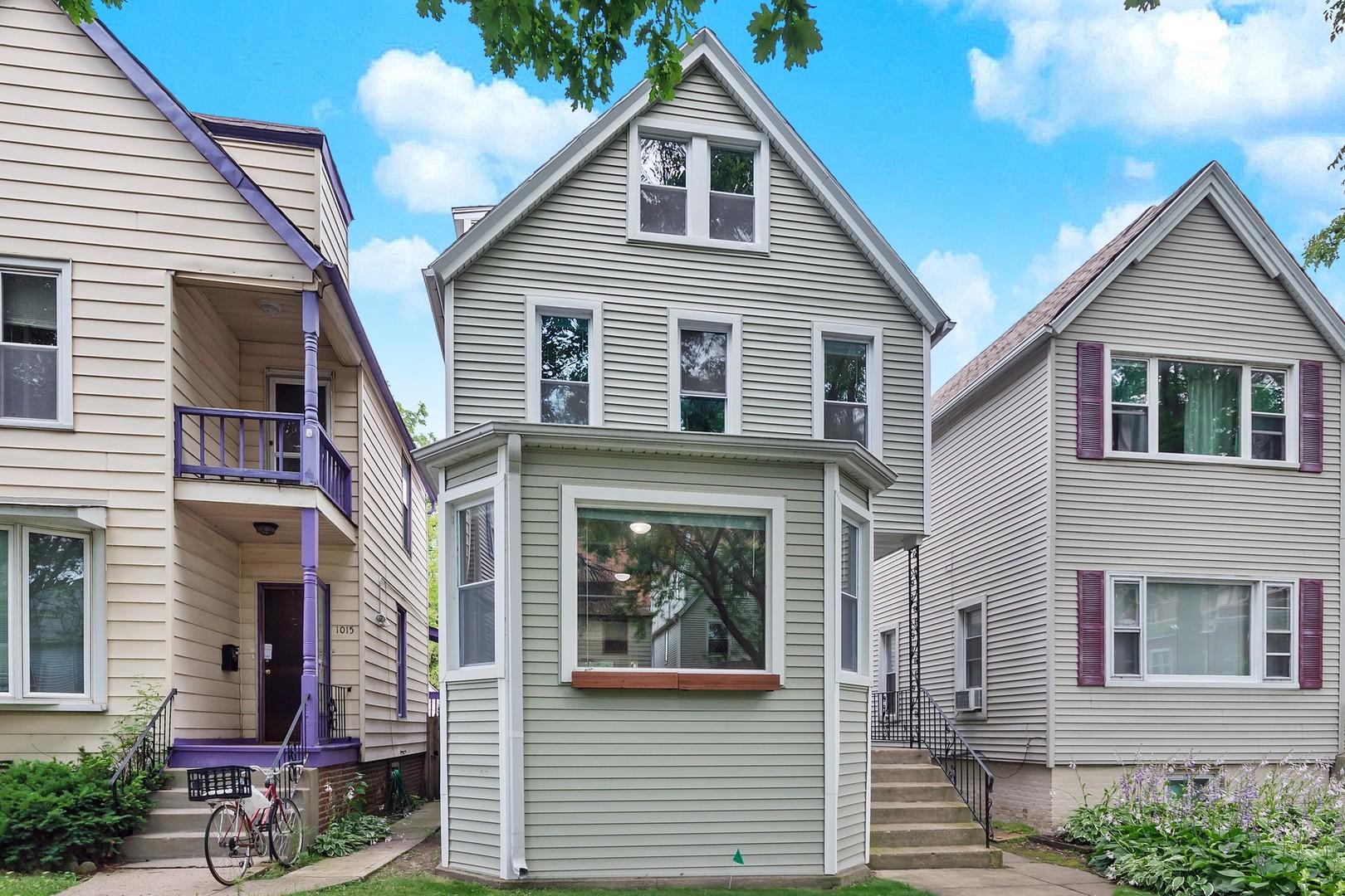1013 Garnett, EVANSTON, Illinois, 60201