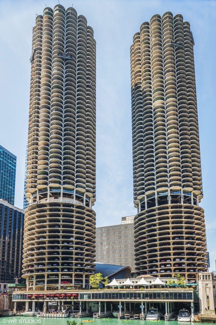 Marina Towers 300 N State Unit 5523 Chicago Il 60654 High