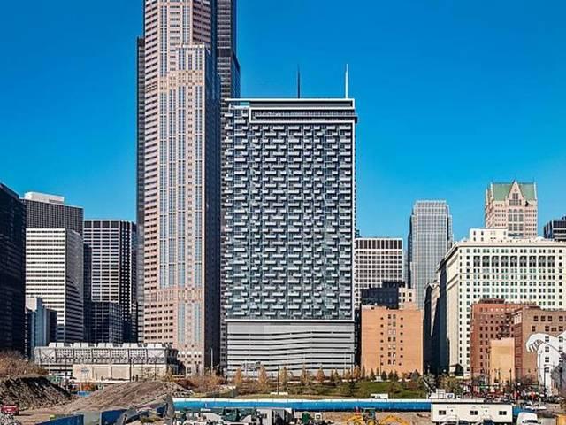 West Van Buren St., Chicago, IL 60607