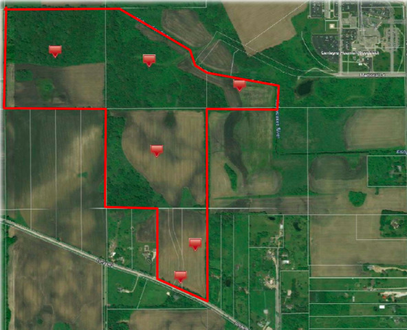 Property for sale at 135 acre Vacant N Of Lucas Road, Woodstock,  IL 60098