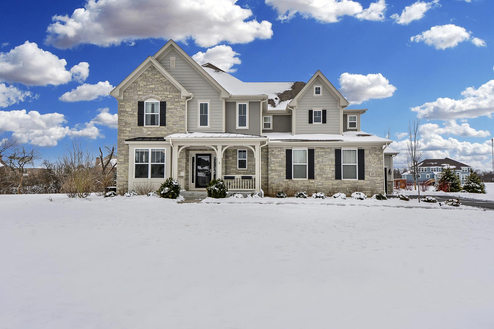 21 East Peter Lane, Hawthorn Woods, Illinois 60047