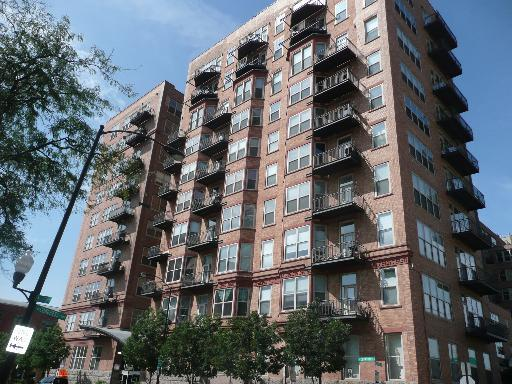 500 S Clinton Street, Unit 812, Chicago, Il 60607