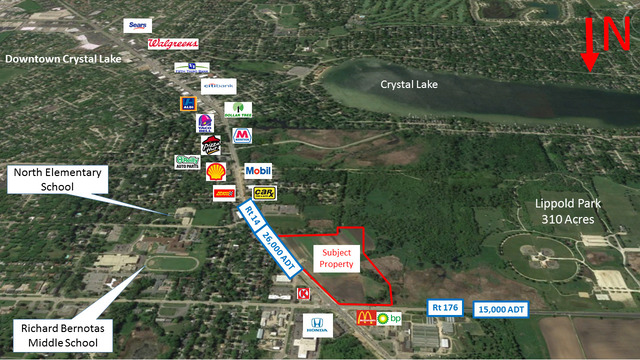 180 N Virginia Street, Crystal Lake, IL 60014