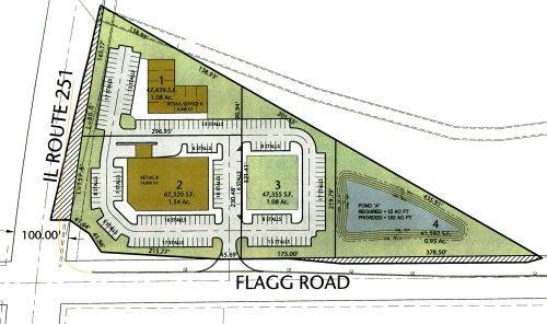000 N E CRNR FLAGG & 251 Road, Rochelle, IL 61068