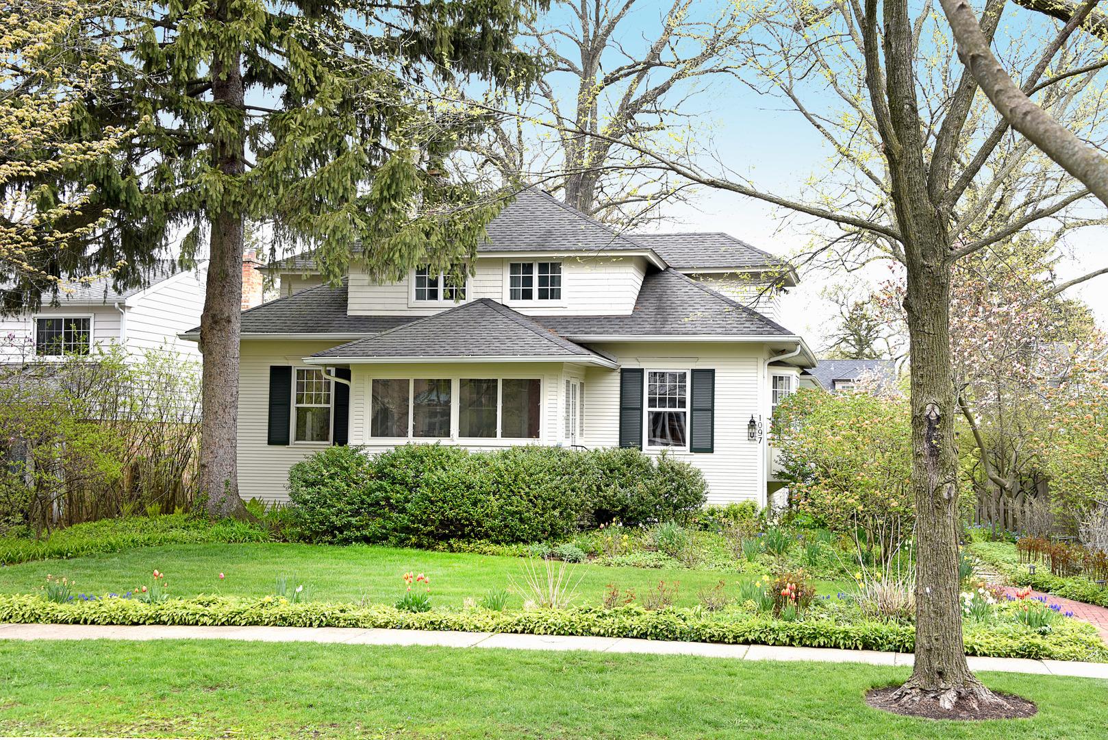 1097 Oak, Winnetka, Illinois, 60093