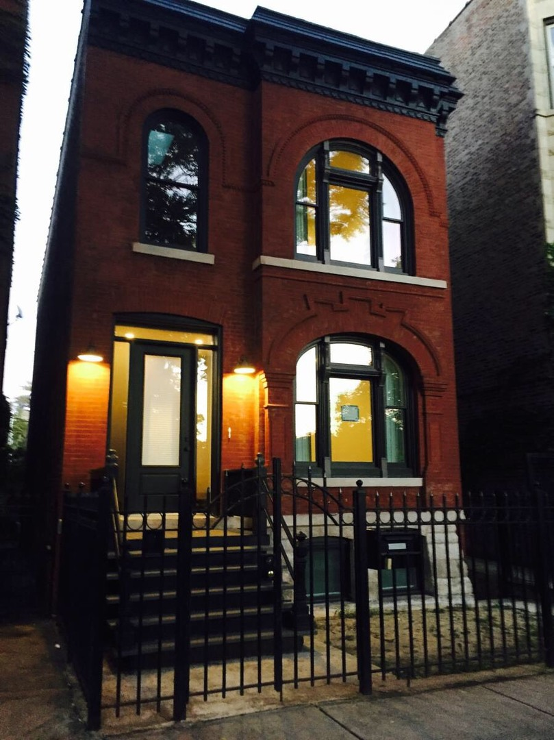 3 House in West Town