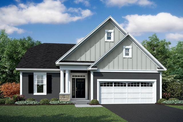 23581 N. Birkdale Lot #53 Drive, Kildeer, Il 60047