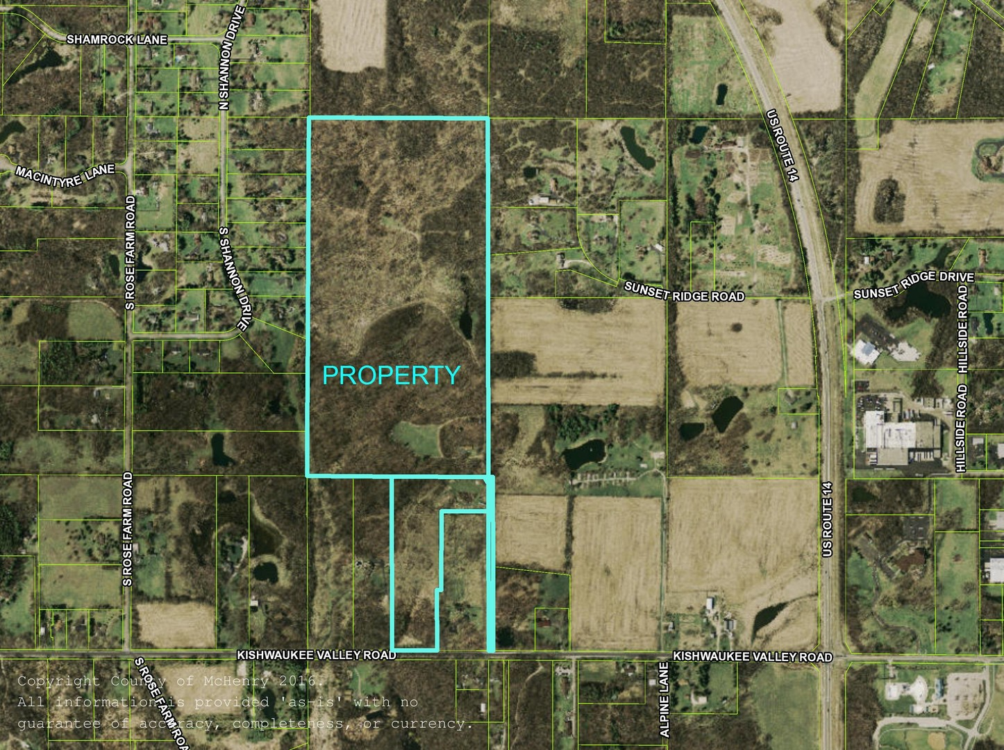 Property for sale at 14516 Kishwaukee Valley Road, Woodstock,  IL 60098