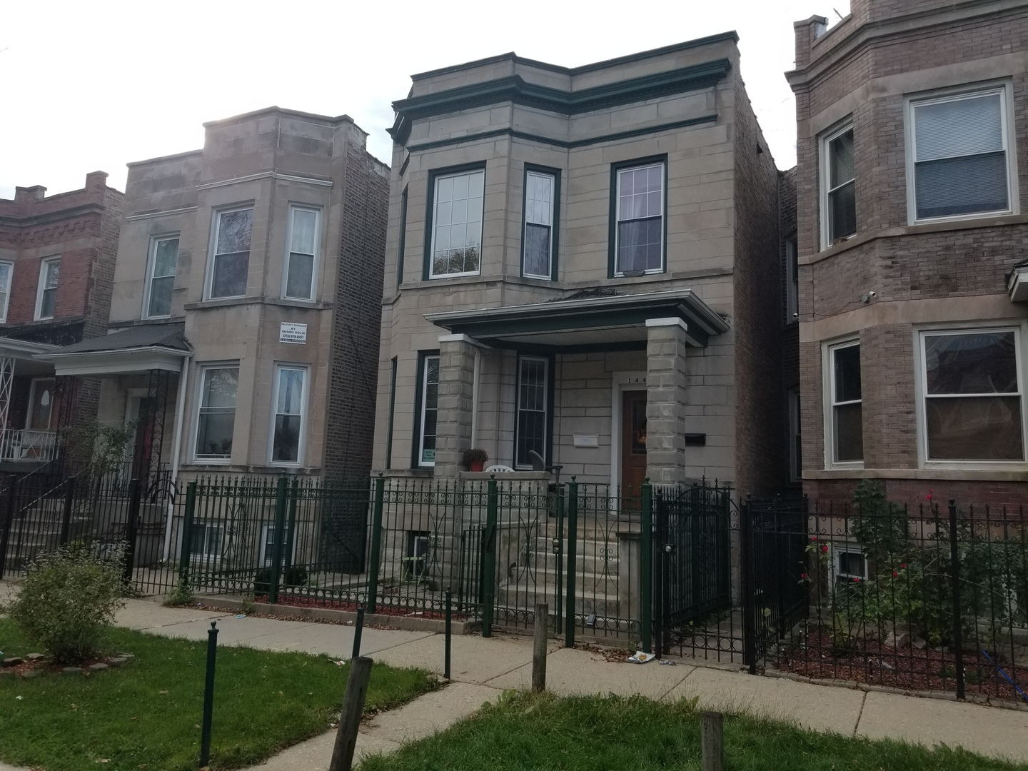 North Harding Ave., CHICAGO, IL 60651