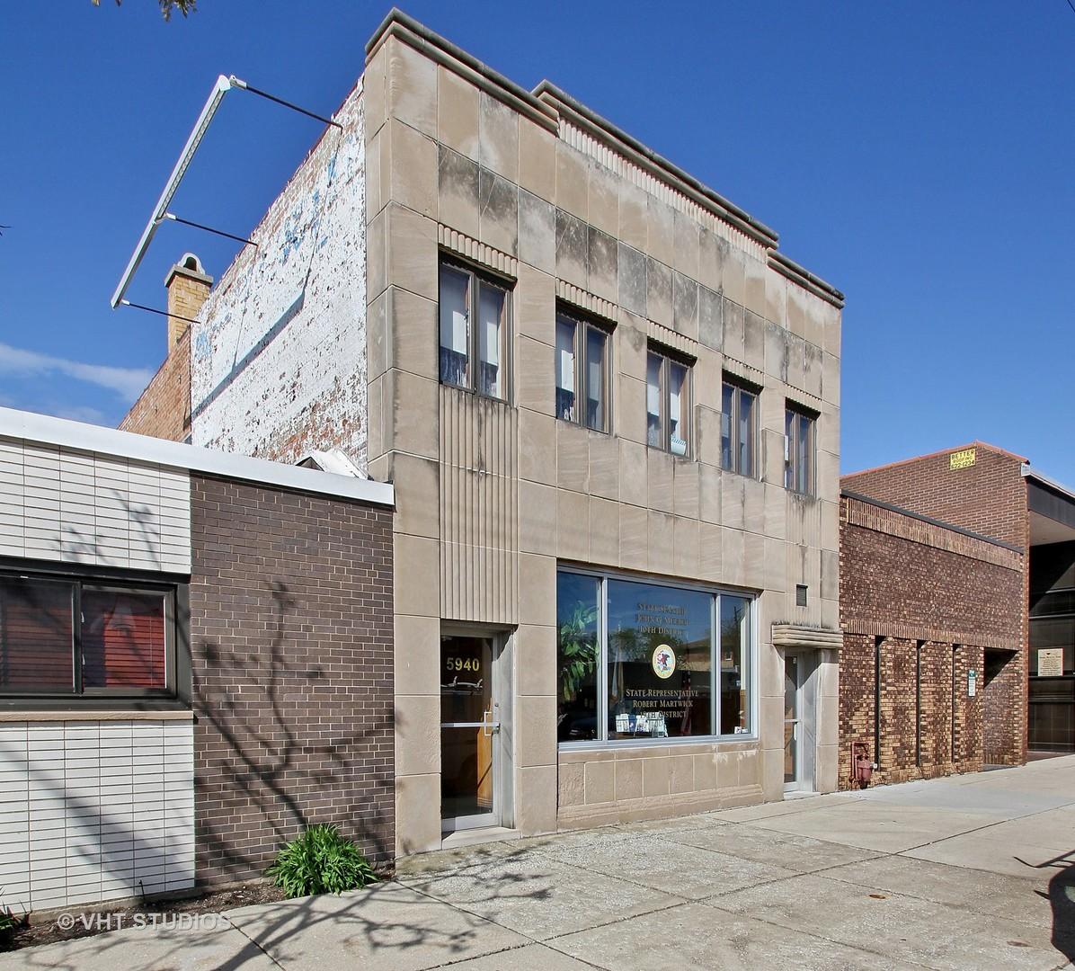 5940 N Milwaukee Avenue, Chicago, IL 60646