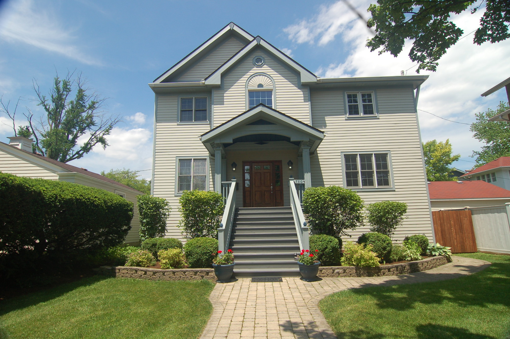 5 House in River Forest
