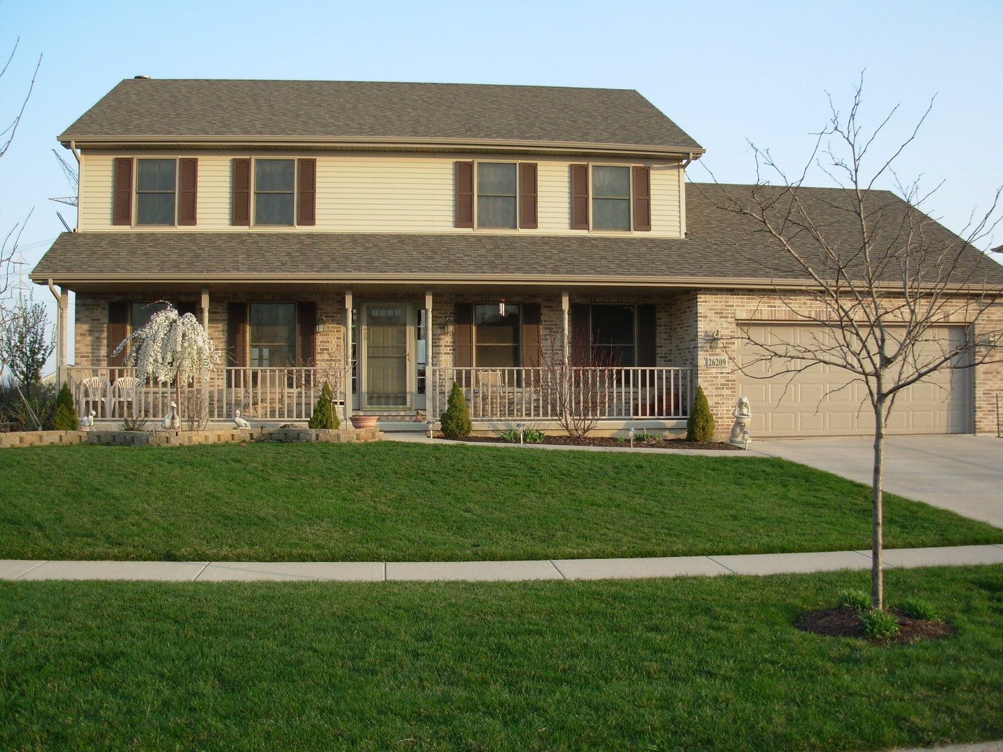 Property for sale at 26209 South Rachael Drive, Channahon,  IL 60410