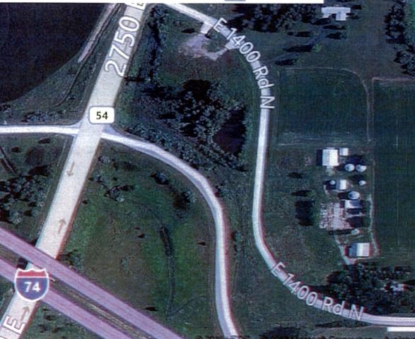 2750 E CR 1400 N, Farmer City, IL 61842