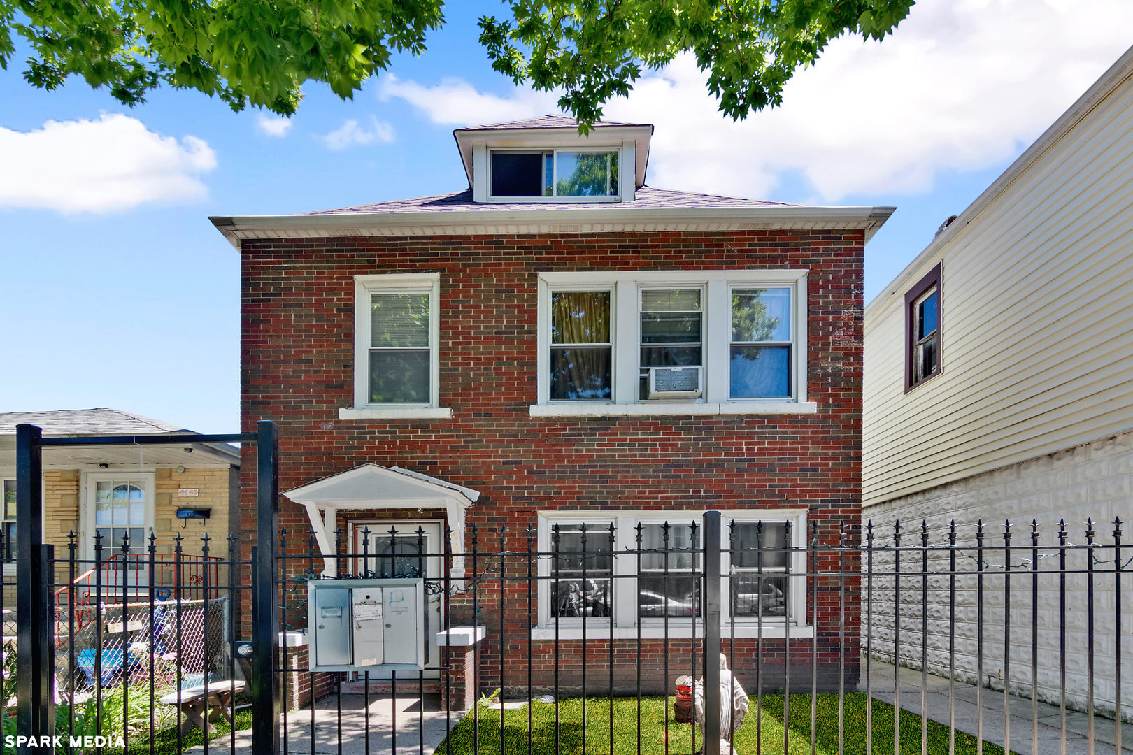 4147 S Campbell Exterior Photo