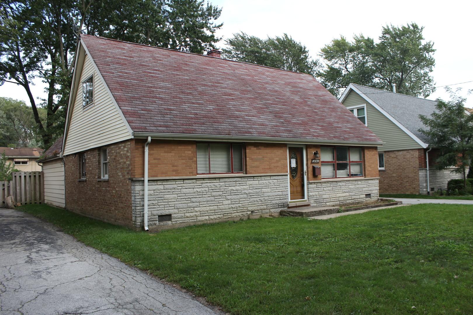 14939 Millard, Midlothian, Illinois, 60445