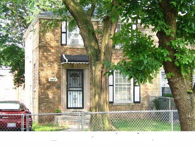 9802 South Chappel, Chicago, Illinois, 60617