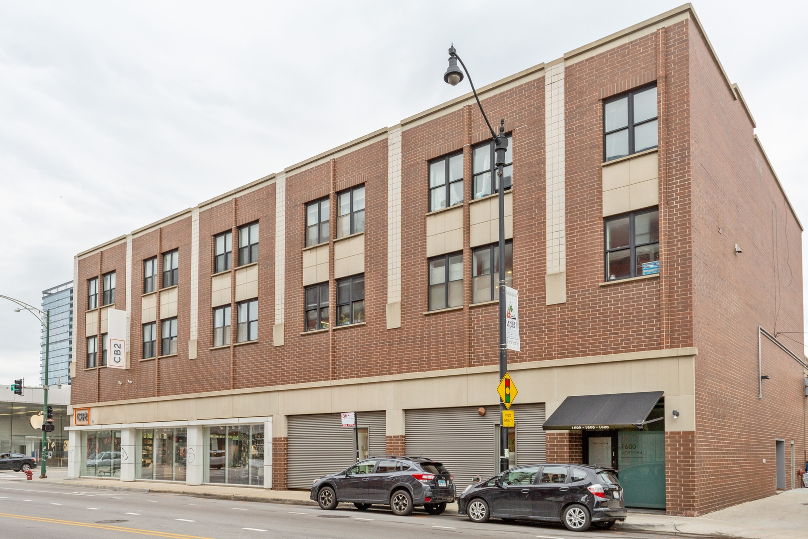 1600 N Halsted Exterior Photo