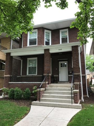 East GUNDERSON Ave., OAK PARK, IL 60304