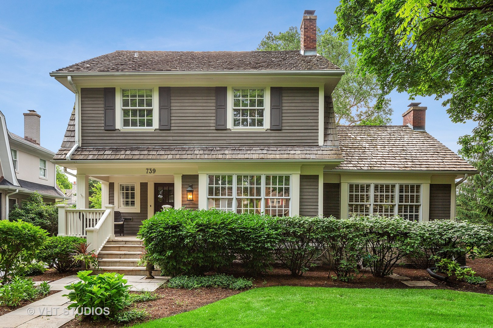 739 South Lincoln, Hinsdale, Illinois, 60521