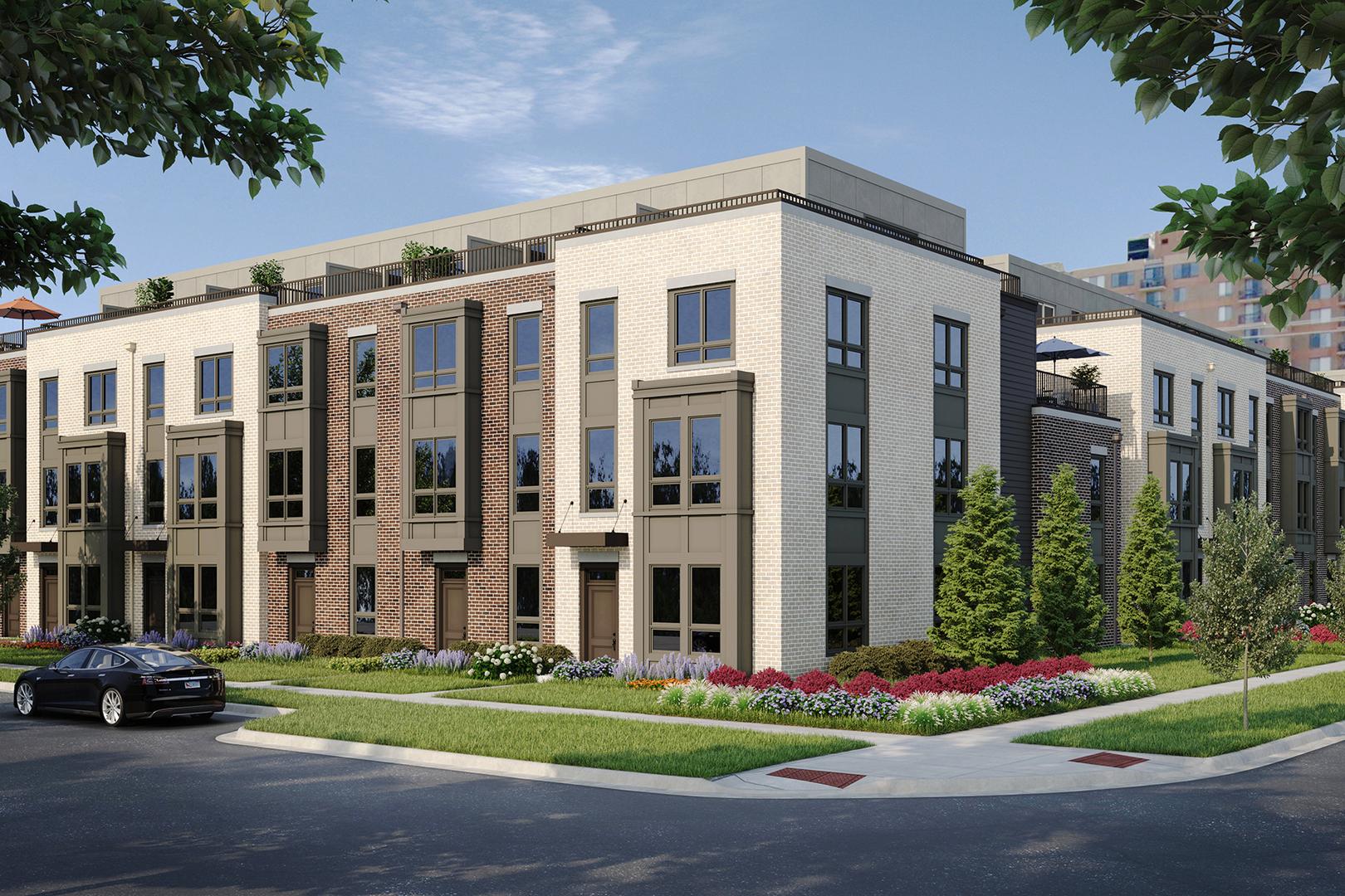 208 W Sigwalt - Lot 11 Street, Arlington Heights, Il 60005