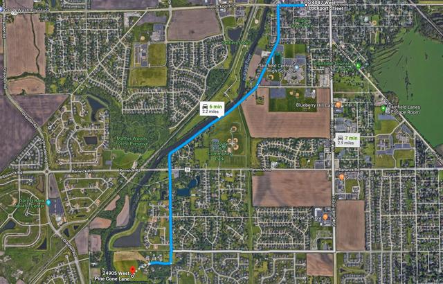 24905 West PINE CONE, PLAINFIELD, Illinois, 60586