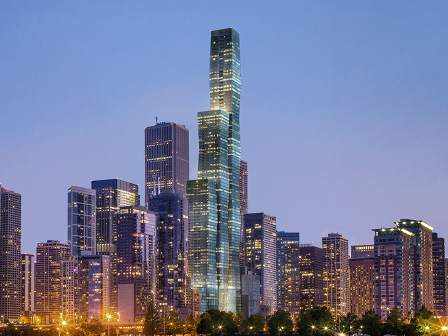 363 E Wacker Drive 6603, Chicago, IL 60601